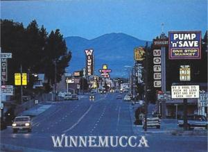 You got PAVED! (That a Winnemucca diss)