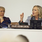 World Leaders Draw Attention to Central Role of Women's Political Participation in Democracy by UN Women