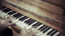 The Piano by Leo