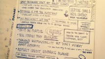 Notes from Seth Godin by Lauren Manning