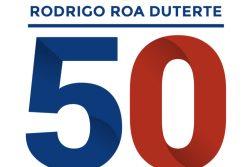 50 First Days Logo