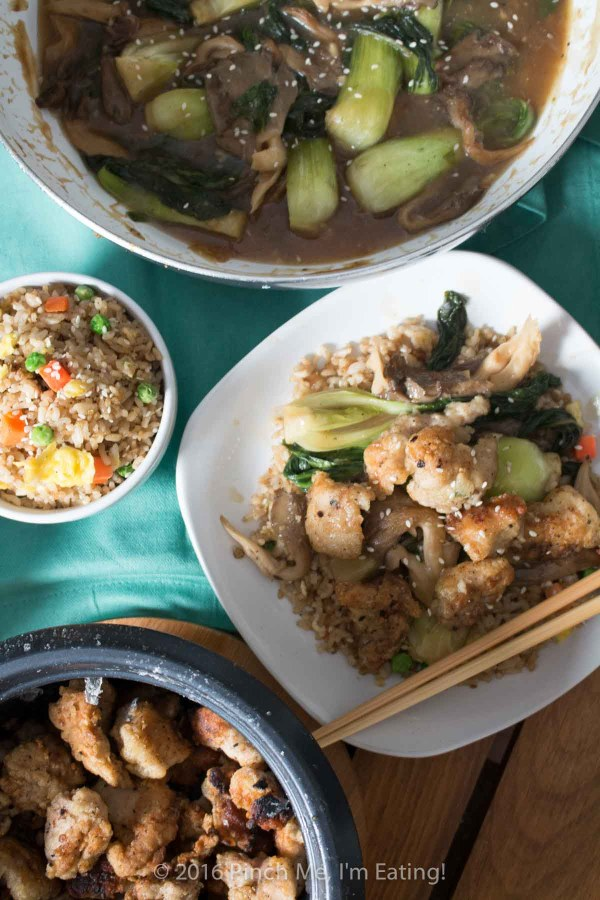 ... chicken bok choy scallions chicken fried rice bok choy recipes yummly