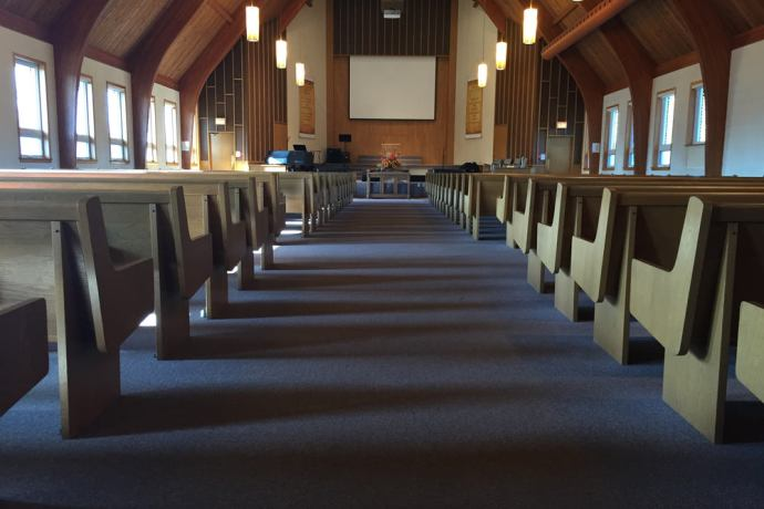Pineland Baptist Church Sanctuary