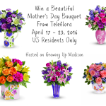 Teleflora's Mother's Day Giveaway {US   Ends 04/23}
