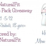 The NaturalFit Giveaway {US   Ends 05/11}