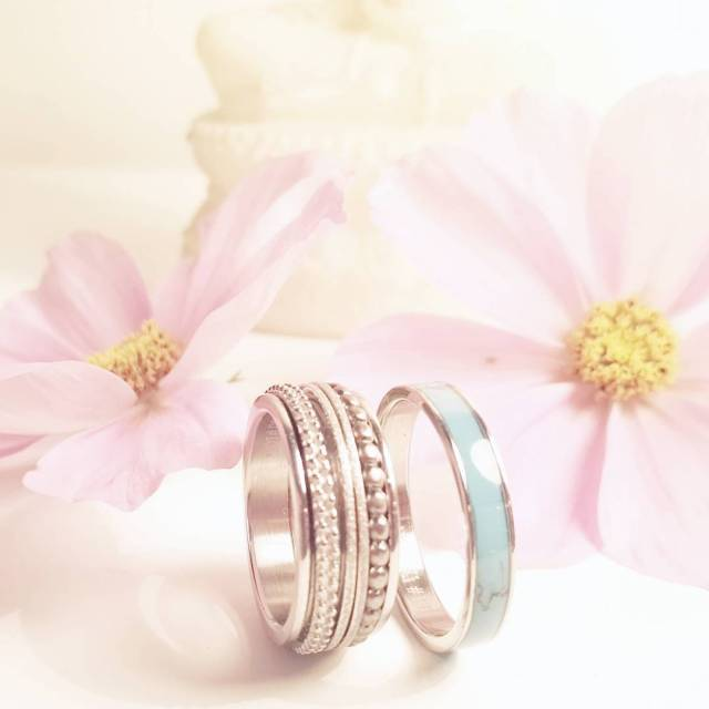 Love how you can match your ring to your moodhellip