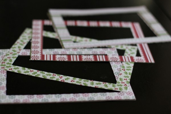Picture Frames for Personalized Gift Tags