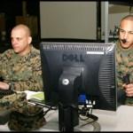 Social network banditi dalla rete interna dei Marines