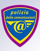 Il logo della Polizia delle comunicazioni