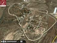 Mappa dinamica villaggio palestinese di Al-Tuwani
