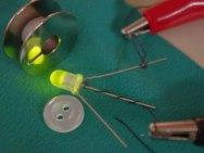 Un filo di cotone diventa transistor!