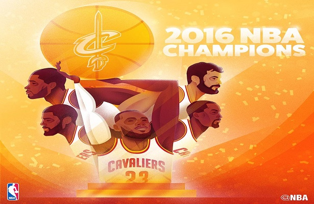 Replay: NBA Finals Game 7 Cavs vs Warriors-2q