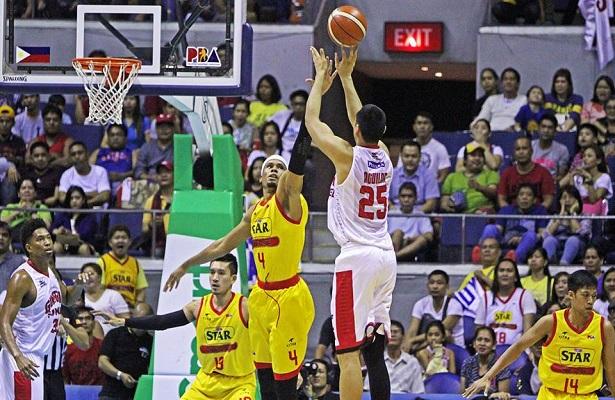 Manila Clasico Replay: Ginebra vs Star Hotshots-2q