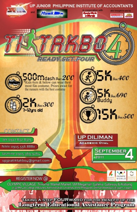 tiktakbo-4-fun-run-2011-poster