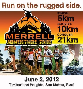 Merrell Adventure Run 2012 race results and photos