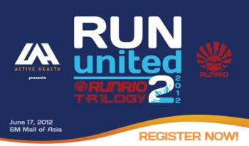 Unilab Run United 2 2012 race results and photos