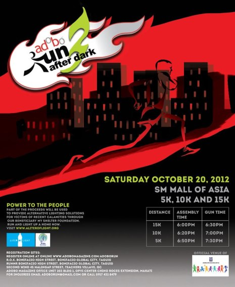 adobo-run-after-dark-2012-poster
