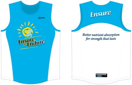 endure 2 ensure singlet