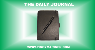 MARINA Daily Journal Not A Problem Anymore