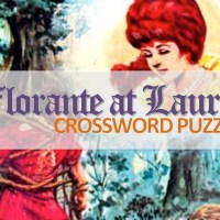 ACTIVITY SHEET: Florante at Laura Crossword Puzzle