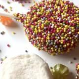 Piruletas de Galletas y Chocolate