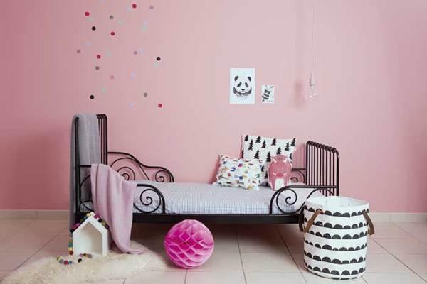 Pintar y decorar habitaciones infantiles con jotun pintando una mam - Pintar habitaciones infantiles ...
