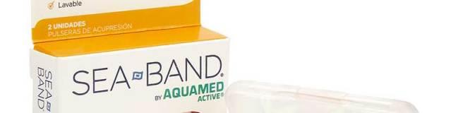Pulsera AntiMareos para Niños y Adultos SeaBand
