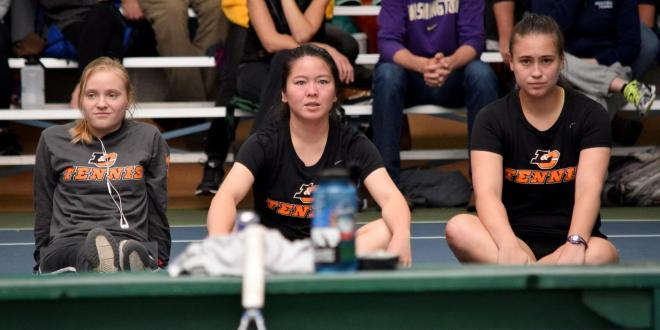Women's tennis takes ITA tournament by storm