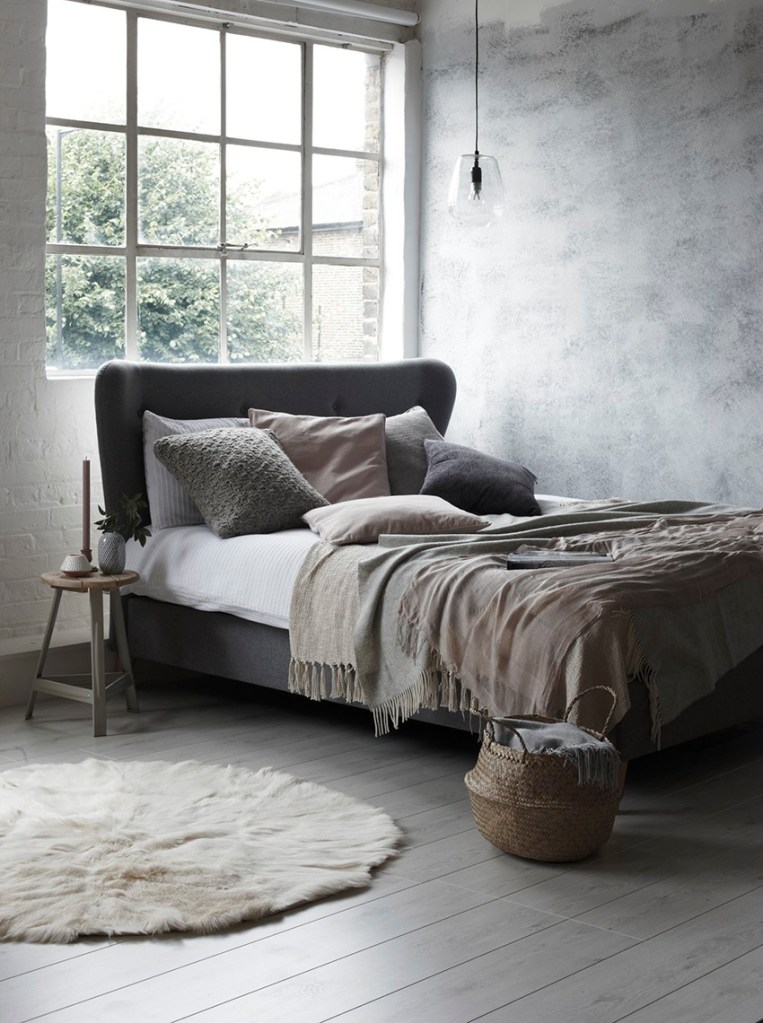 Warehouse bedroom