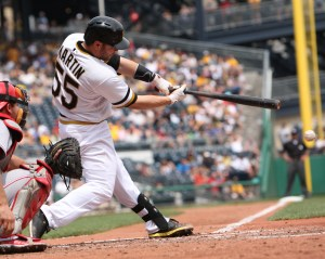 Russell Martin Pirates