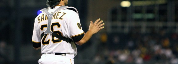 First Pitch: Tony Sanchez and All of the Question Marks For the First Base Position
