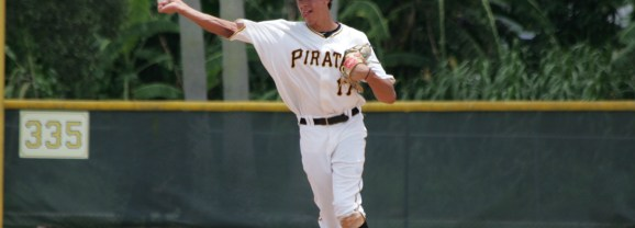 Pittsburgh Pirates 2015 Top Prospects: #9 – Cole Tucker