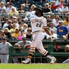 Andrew McCutchen Didn't Hit Many Line Drives in 2014, But the Production Was There