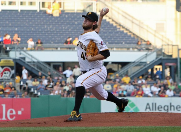 First Pitch: Why the Pirates Optioned Gerrit Cole and Jeff Locke to the Minors