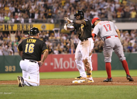 Josh Harrison is More Than Just Heart and Hustle