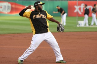 Pirates and Giants Announce Lineups For Wild Card Game
