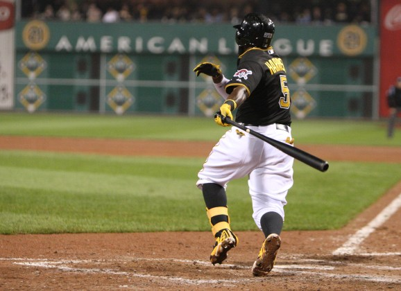 2014 Recaps: Is Josh Harrison the Future at Third Base For the Pirates?