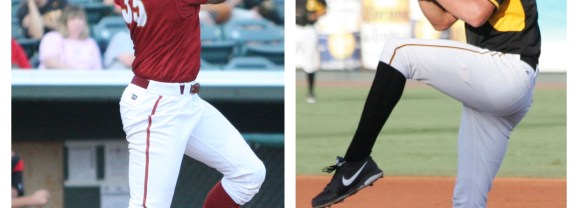 Tyler Glasnow and Josh Bell Named Among Top AFL Prospects