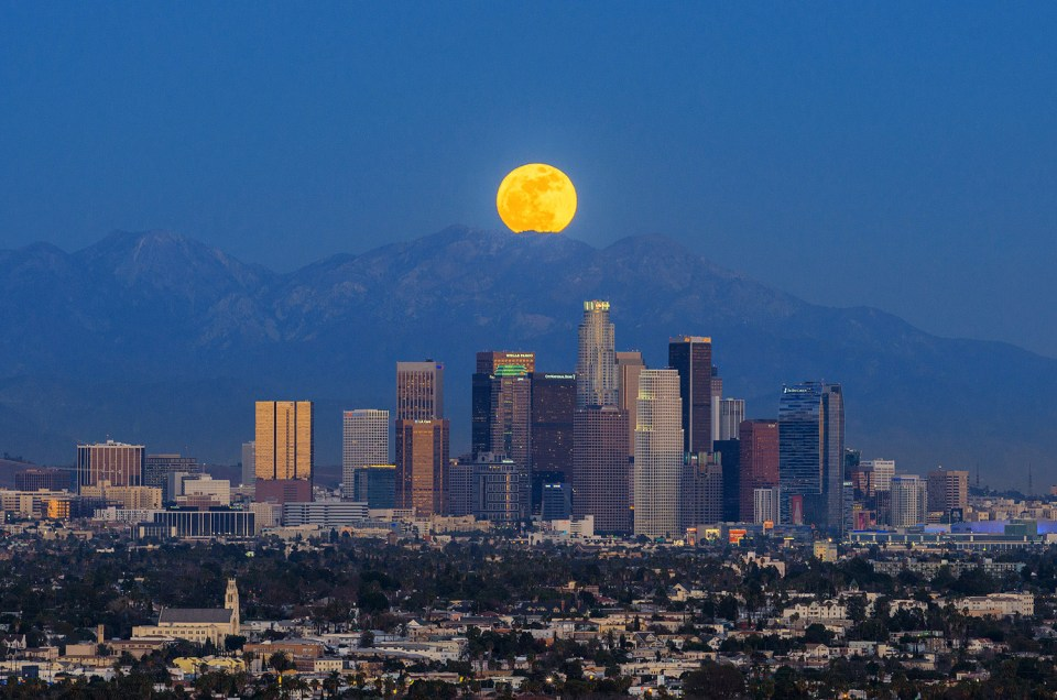 Cityscape Locations in Los Angeles