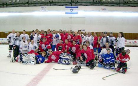 Team Canada & USA