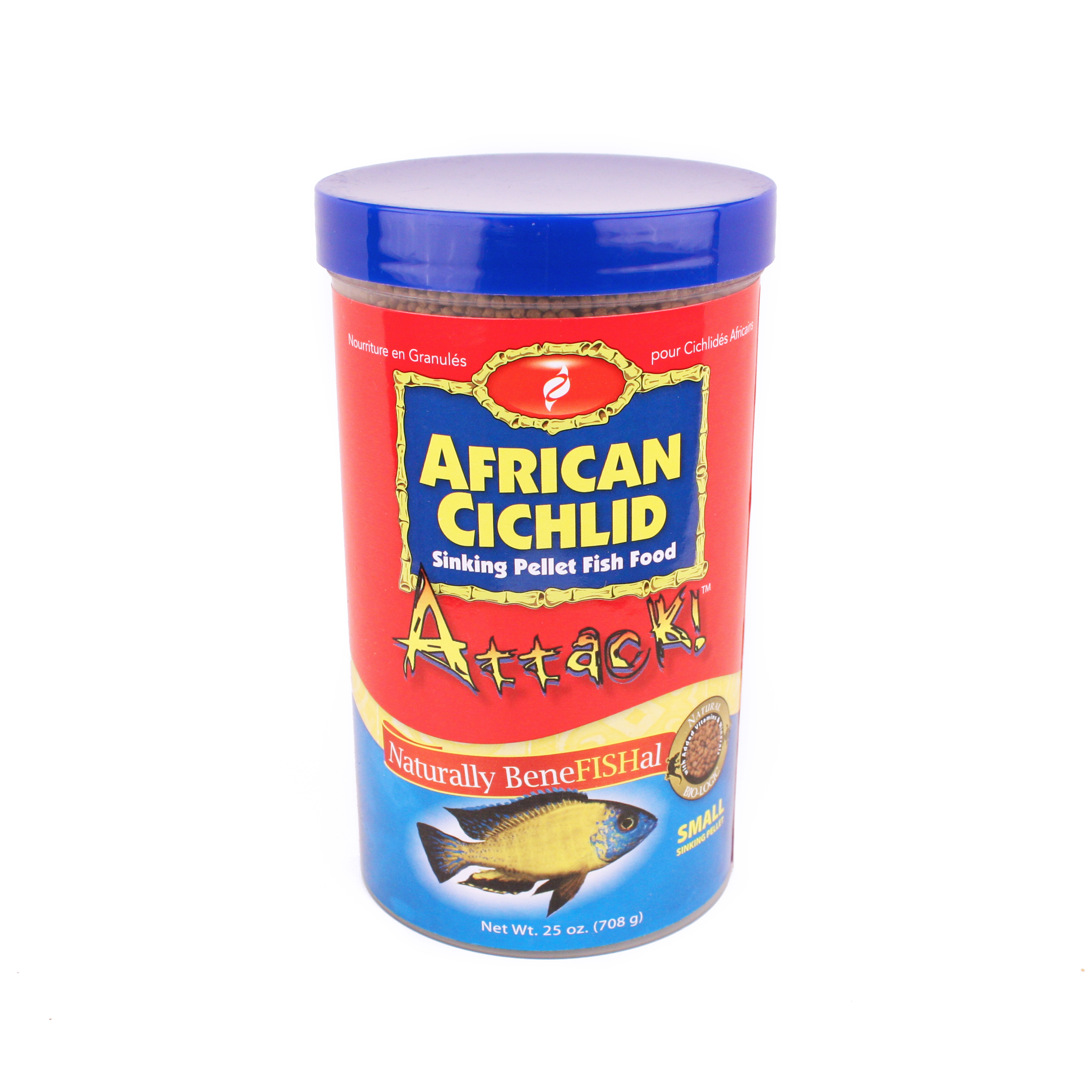 hbh african cichlid attack 25 98 oz pisces pros