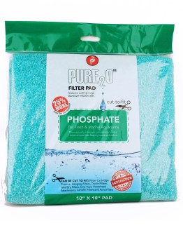 phosphate filter front