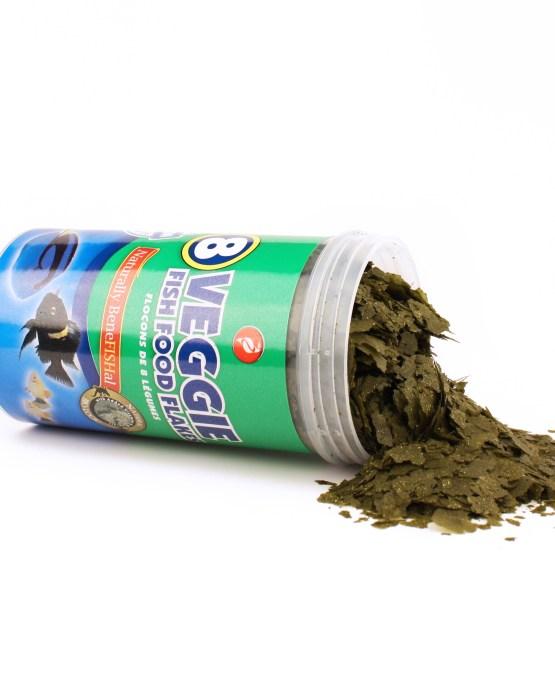 veggie spilling