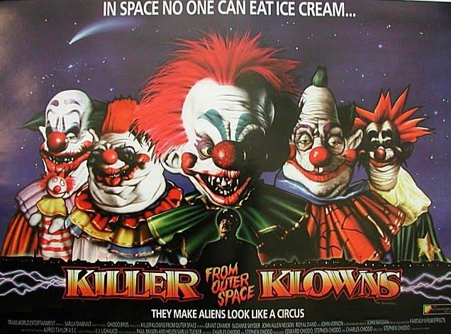KillerKlowns1 Halloween Fun: Top 10 Over The Top Horror Films