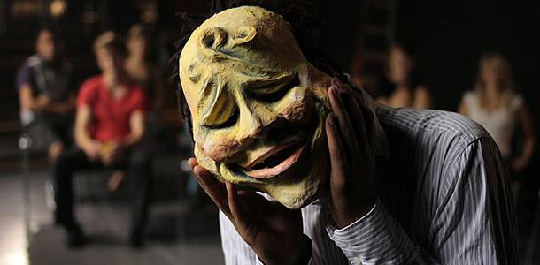 Masks 02 Halloween Fun: Ten European Horrors for Halloween