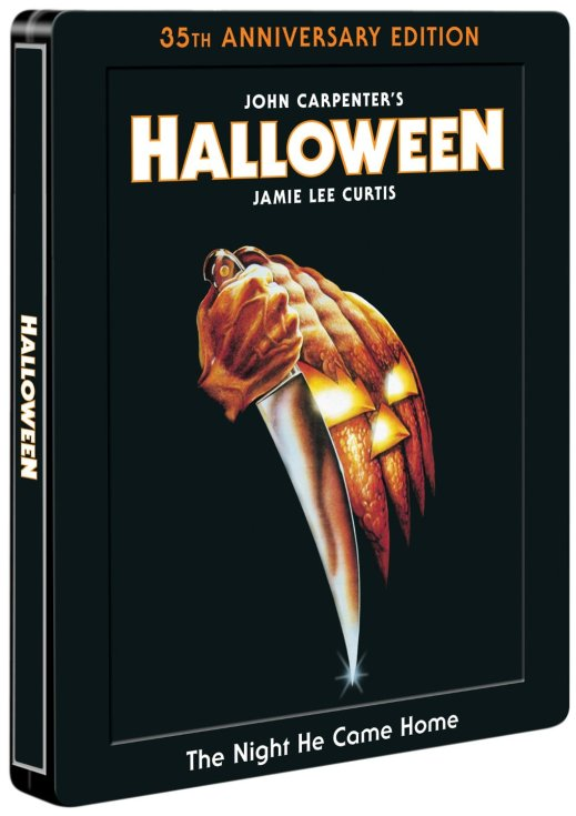 halloween Film Review: Halloween   35th Anniversary Limited Edition Steelbook