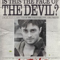 UK Teaser Poster and Trailer for Horns Starring Daniel Radcliffe