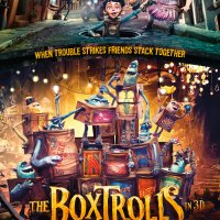 New Poster for The Boxtrolls