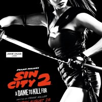 Sin City 2: A Dame to Kill For - New Stylish Character Posters