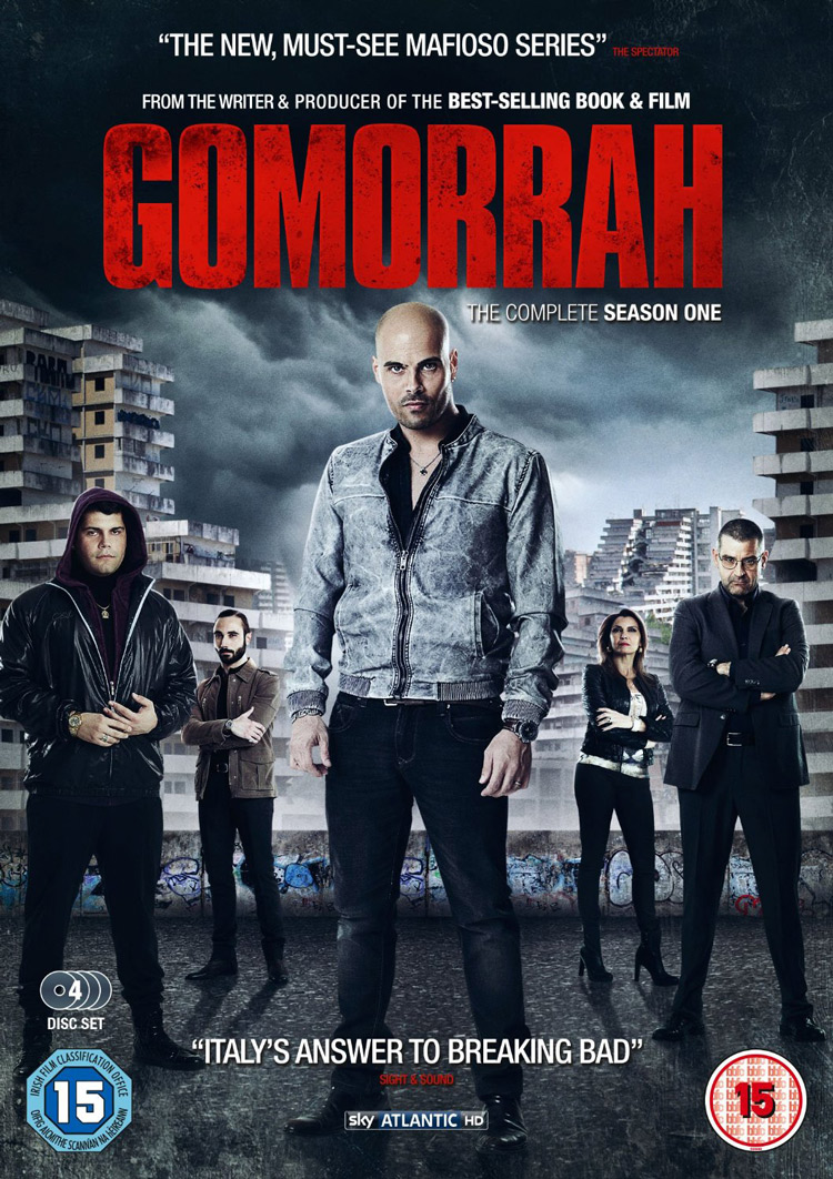'Gomorrah - The Complete Season One' Review